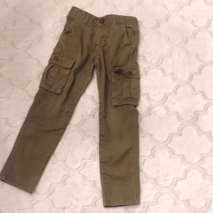 Dark khaki cargo pants by Joules Clothing